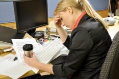 Der Alltag mit ADHS ist häufig unstrukturiert und chaotisch.